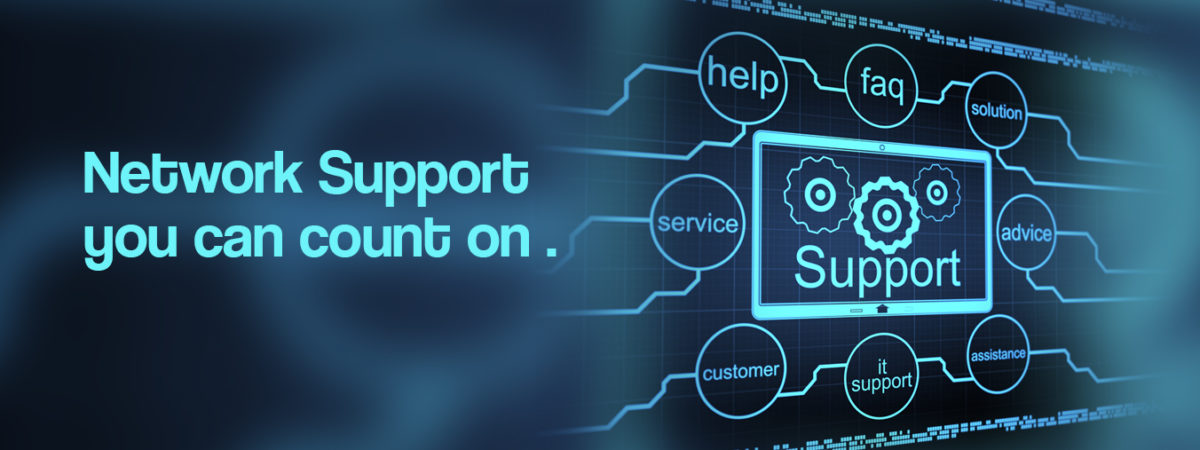 Responsive Network Support - Acom